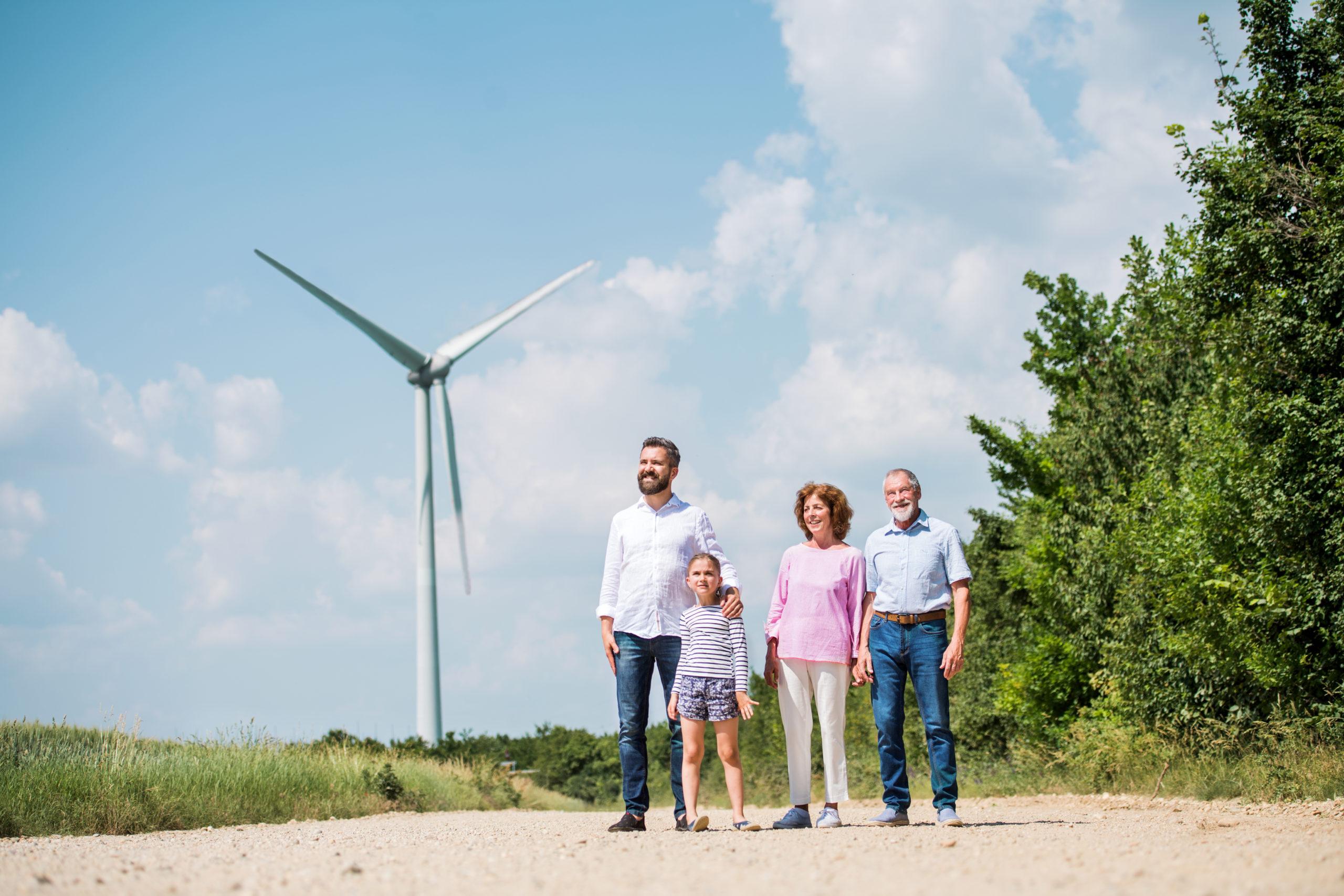 Lokaal opwekken van energie